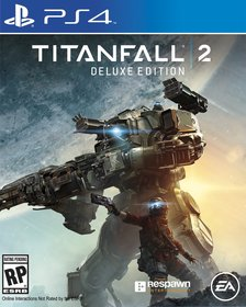 Обложки игры Titanfall 2