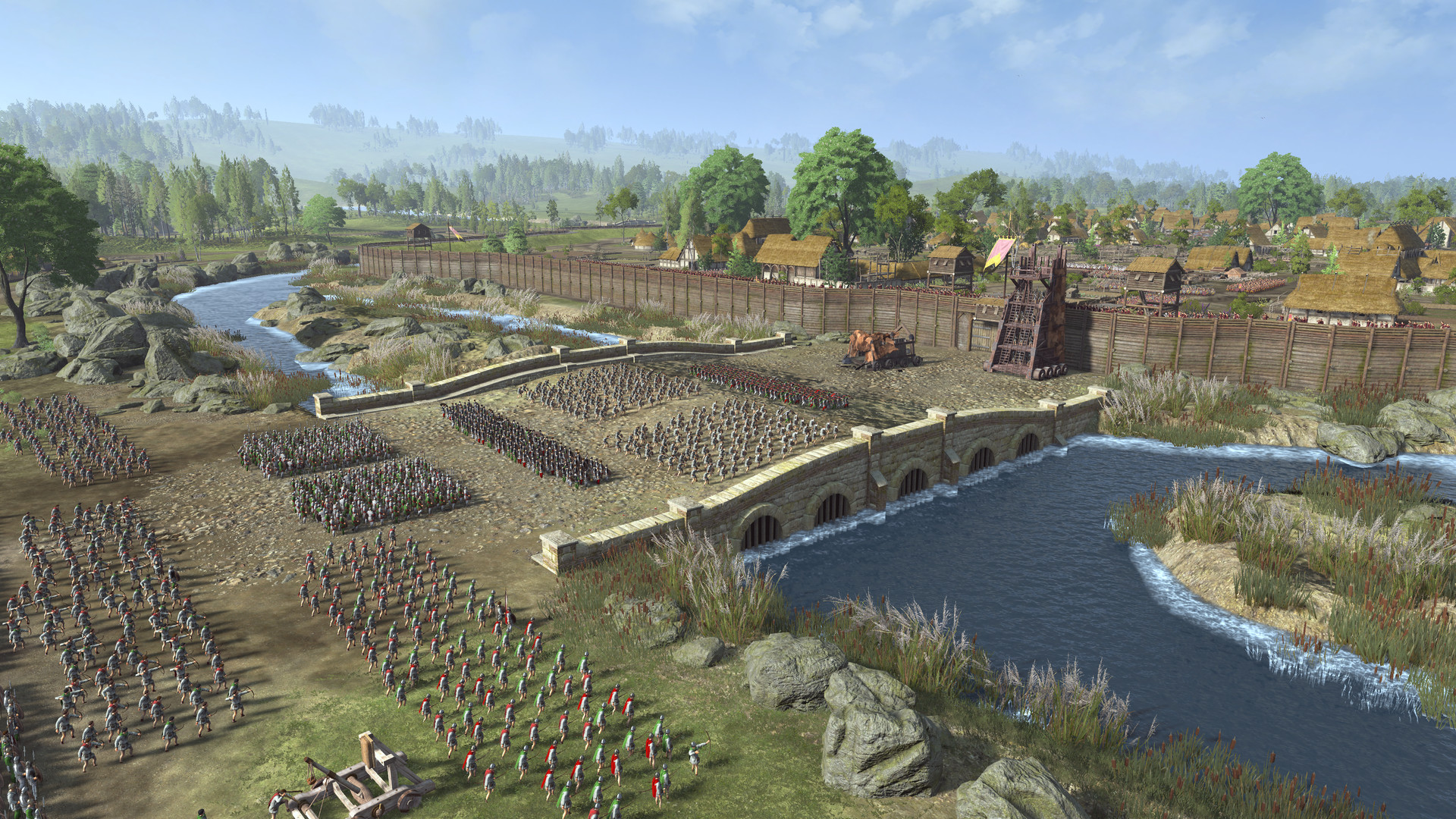 Total War Saga: Thrones of Britannia, кадр № 3
