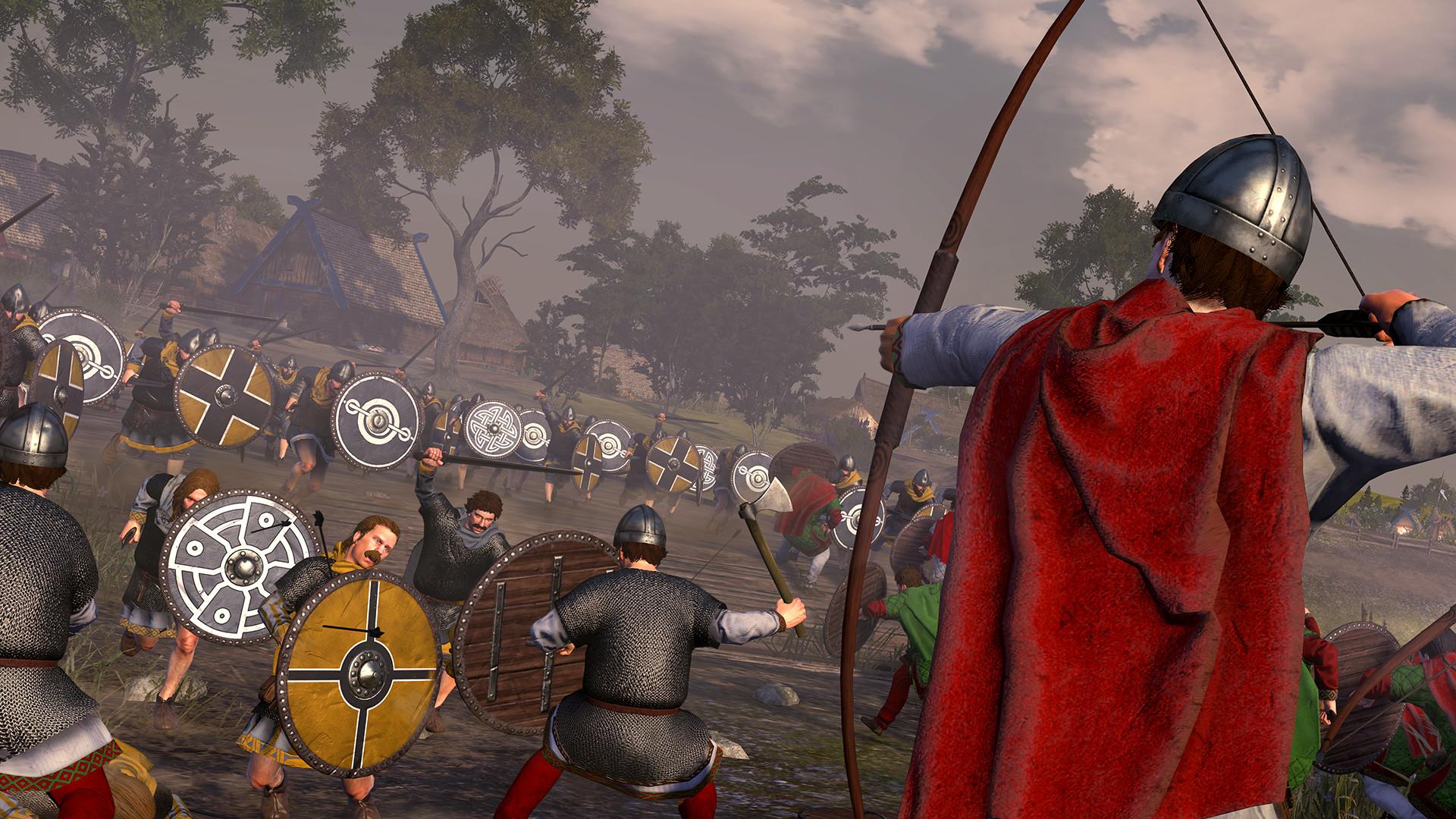 Total War Saga: Thrones of Britannia, кадр № 6