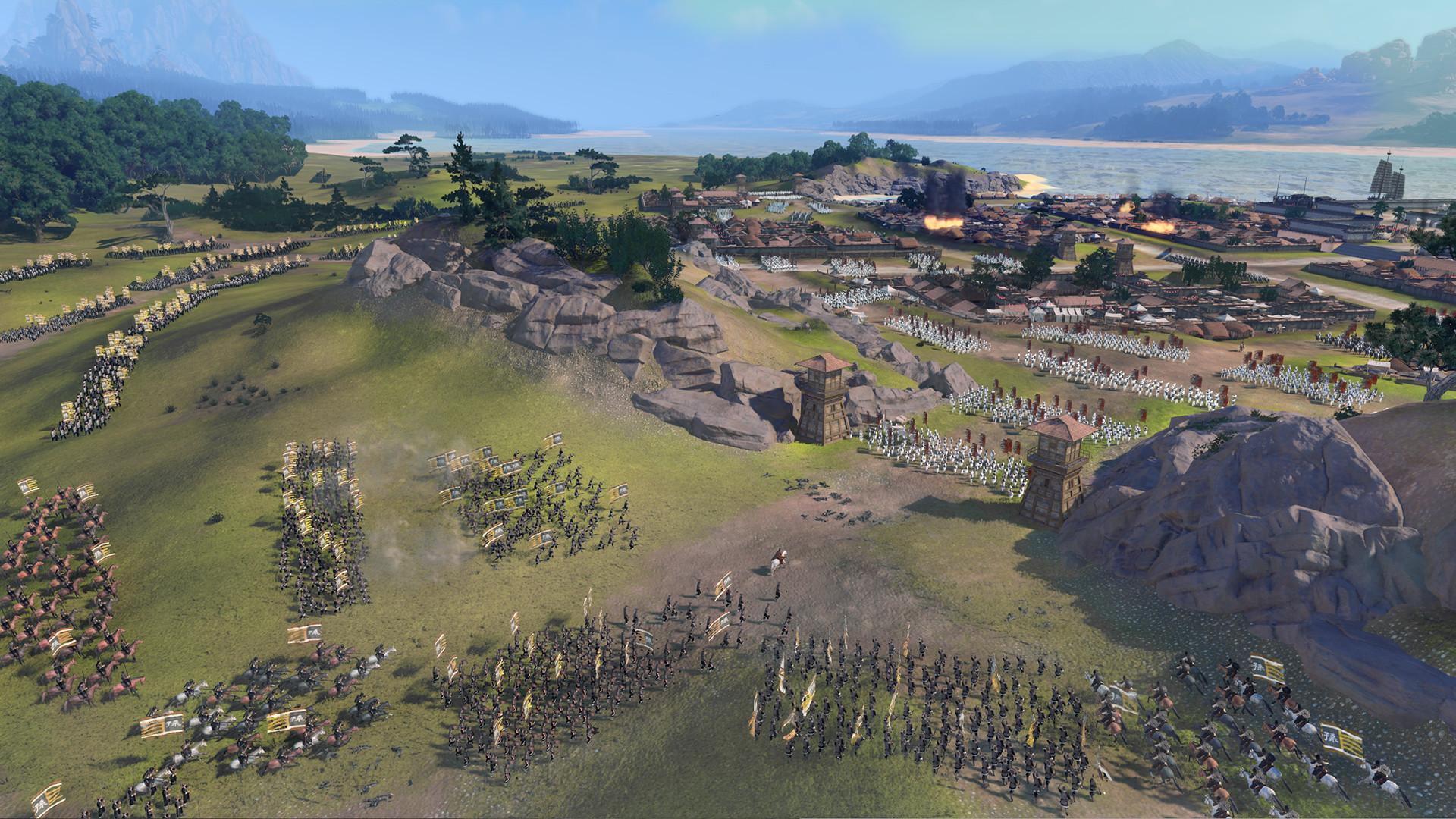 Total War: Three Kingdoms, кадр № 1