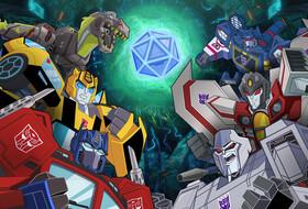 Transformers: Battlegrounds