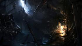 Промо-арт игры Two Worlds II: Call of the Tenebrae