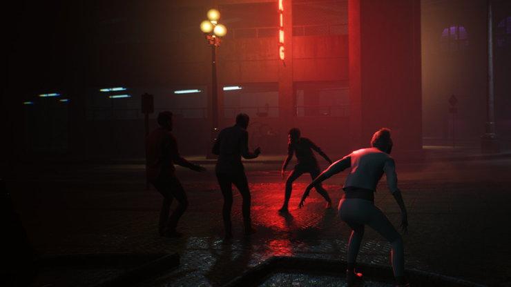 Кадры из игры Vampire: The Masquerade — Bloodlines 2