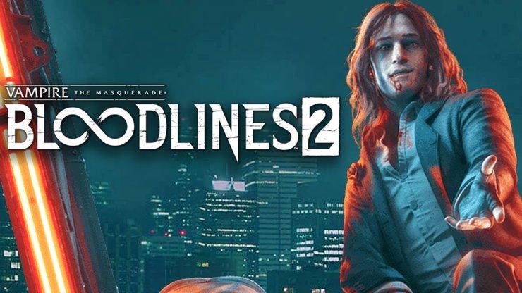 Vampire: The Masquerade — Bloodlines 2 — 14 минут геймплея