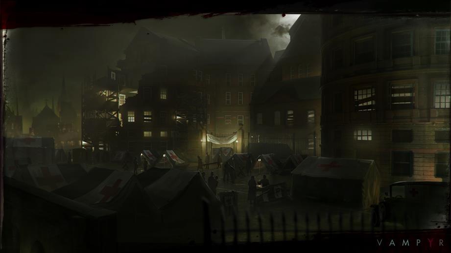 Vampyr, кадр № 1