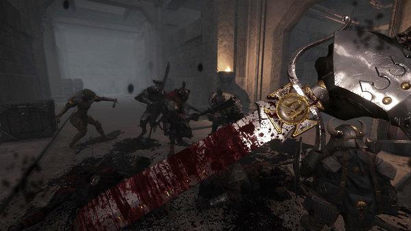 Кадры из игры Warhammer: End Times - Vermintide Karak Azgaraz
