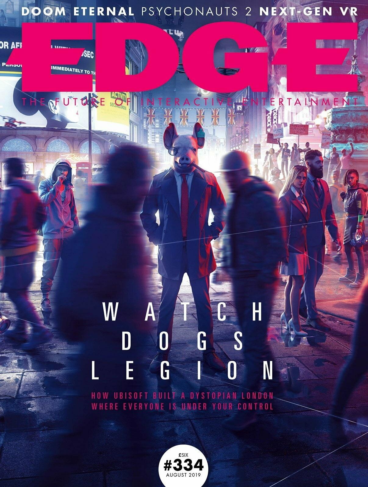Watch Dogs Legion, кадр № 2