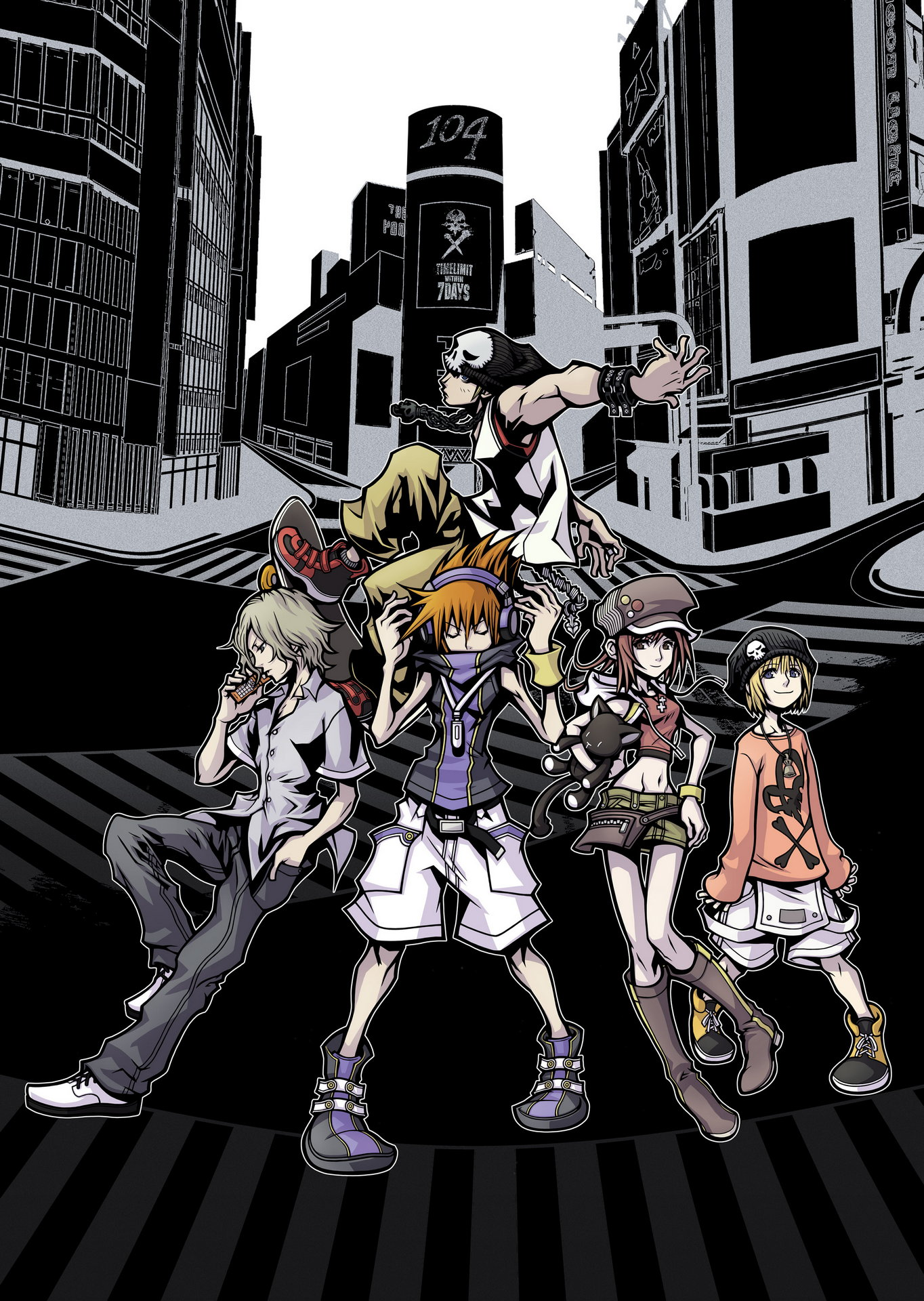 The World Ends With You: Final Remix, кадр № 1