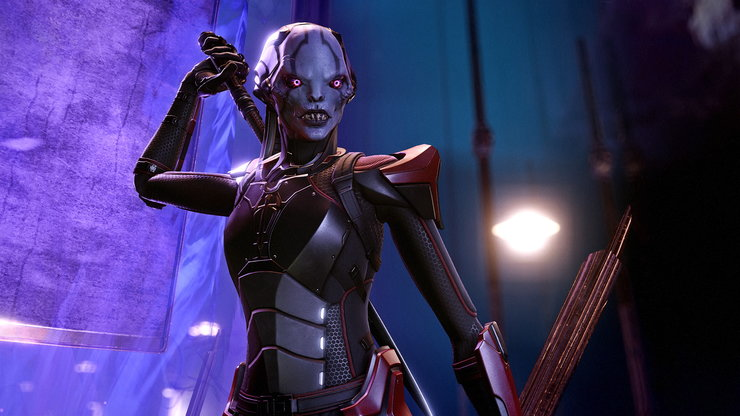 Кадры из игры XCOM 2: War of the Chosen