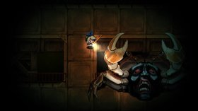 Кадры из игры Yomawari: Midnight Shadows