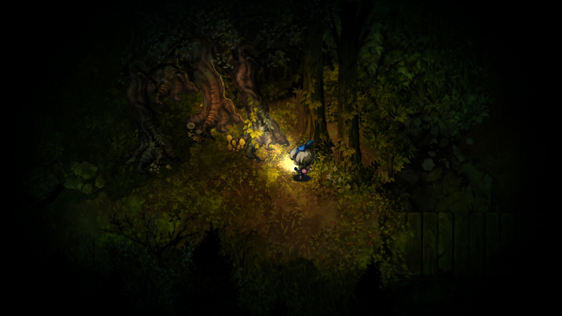 Yomawari: Midnight Shadows, кадр № 25
