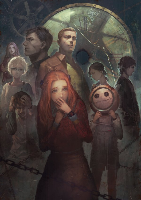Zero Time Dilemma, кадр № 8