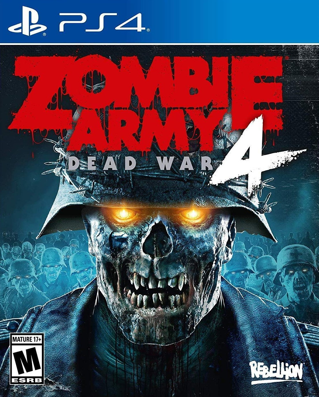 Zombie Army 4: Dead War, постер № 1