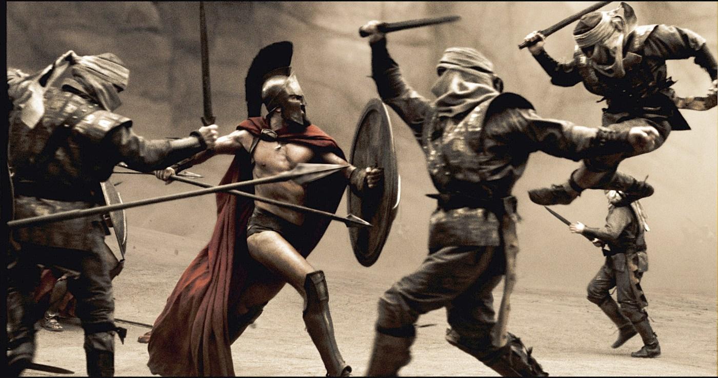 Сэкс про тристо спартанцев 10 фотография