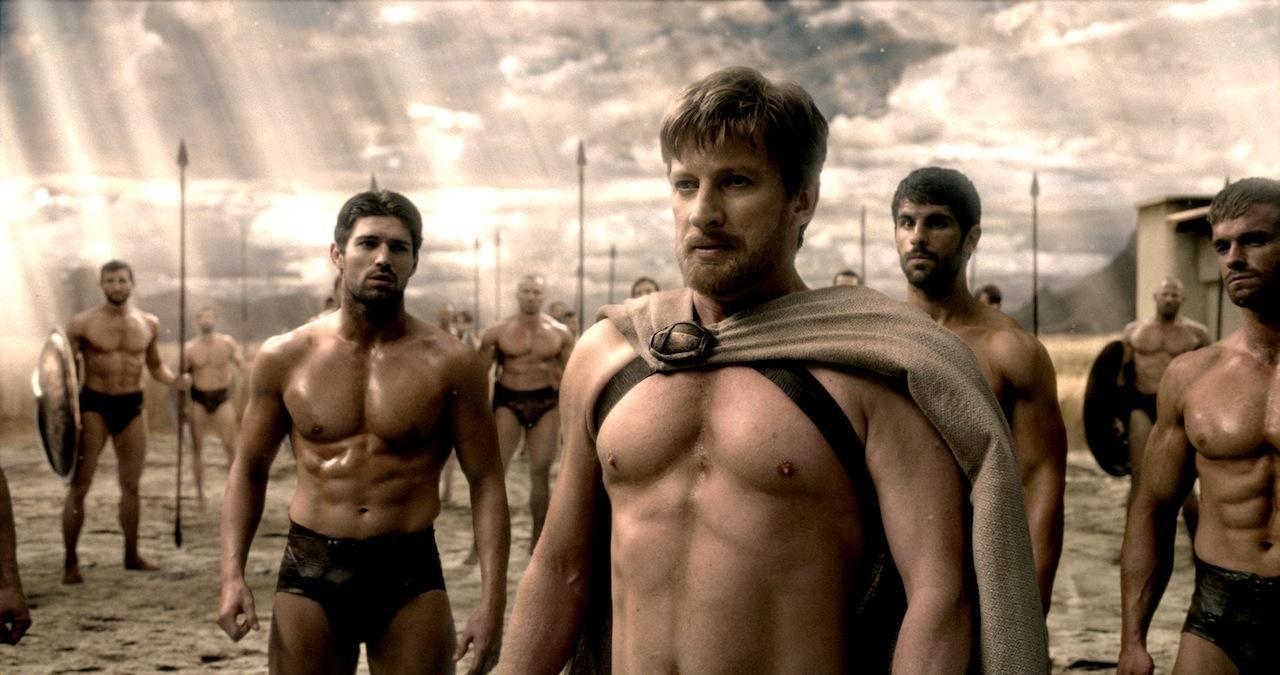 Сэкс про тристо спартанцев 5 фотография