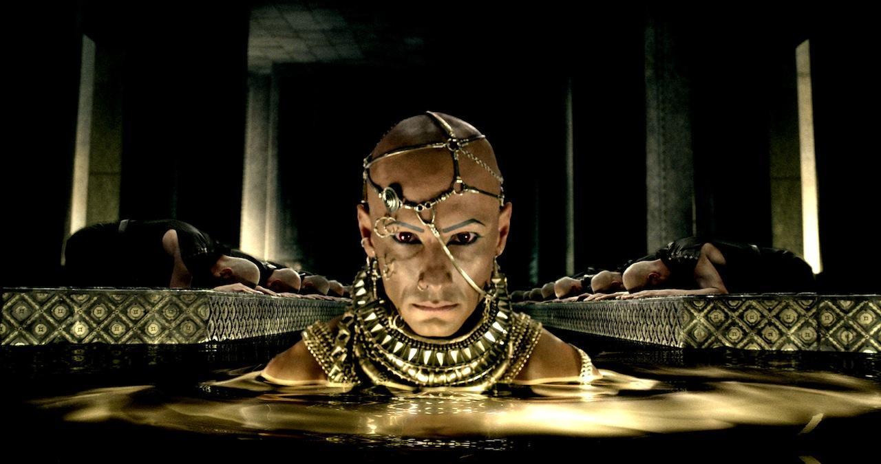 Царь персии - ксеркс
