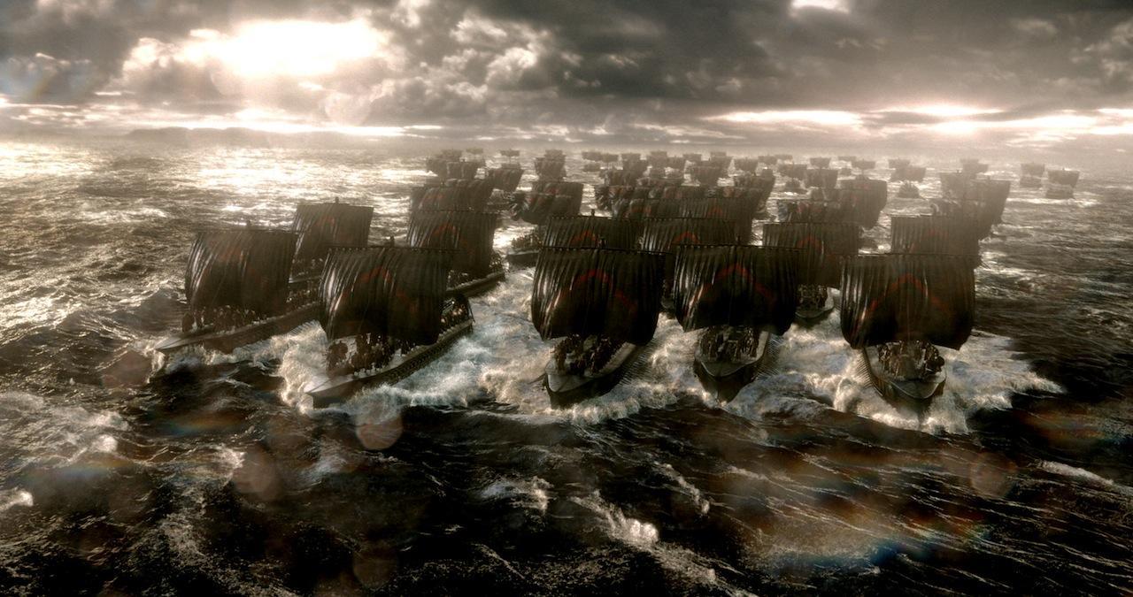 Кадры фильма «300 спартанцев: Расцвет империи»