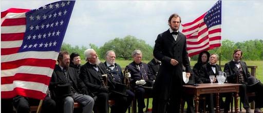 «Авраам Линкольн: Охотник на вампиров» (Abraham Lincoln: Vampire Hunter)  Режиссер:  Тимур Бекмамбетов  В ролях:  Бенджамин Уокер
