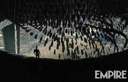 Кадры из фильма «Чужой: Завет»