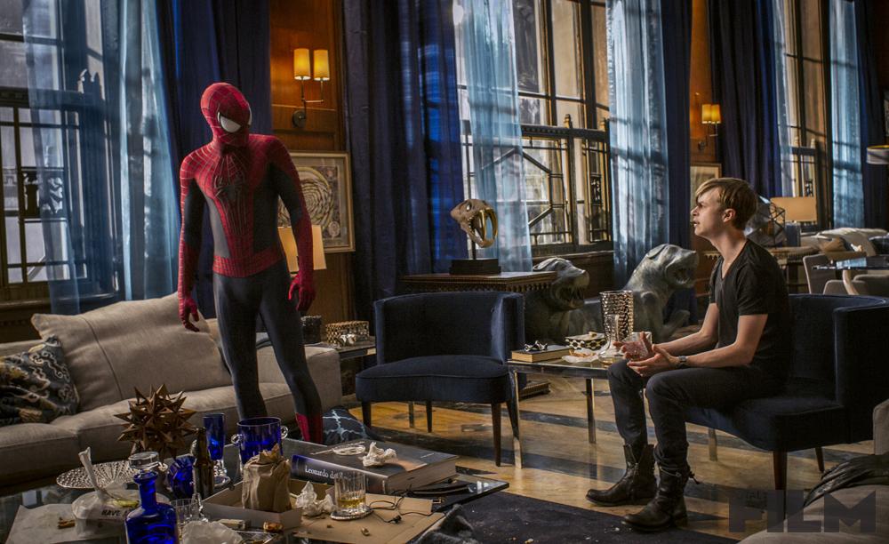 Скачать Игру Человек Паук Amazing Spider Man 2 - фото 7