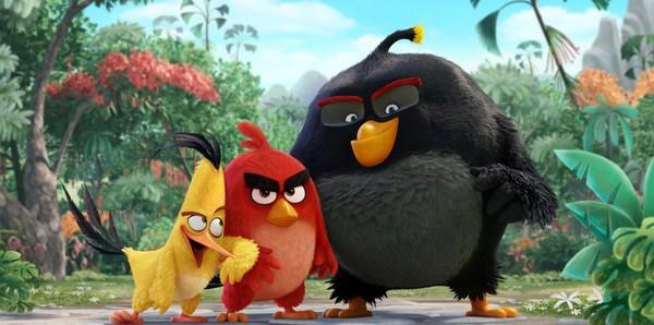 «Сердитые птички» (Angry Birds)  Режиссёр: Clay Kaytis, Fergal Reilly В ролях: