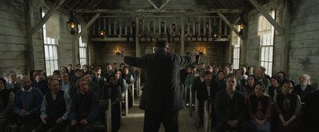 Кадры из фильма «Апостол»