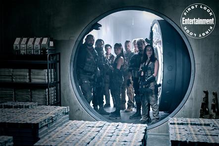 Кадры из фильма «Армия мертвецов»