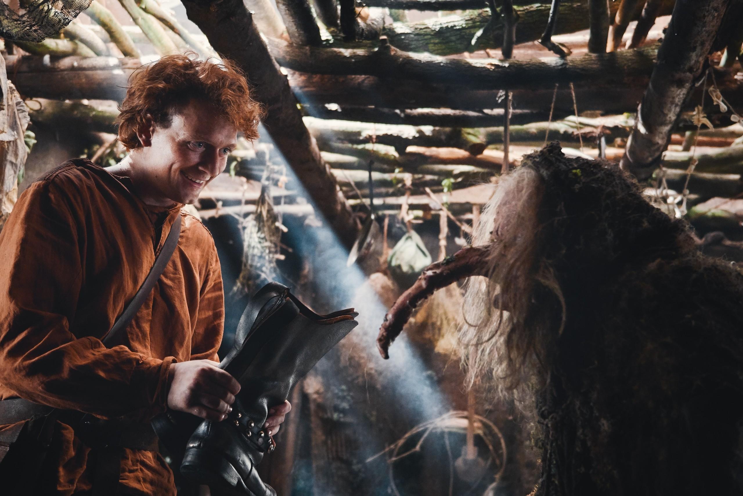Эспен в поисках Золотого замка, кадр № 19