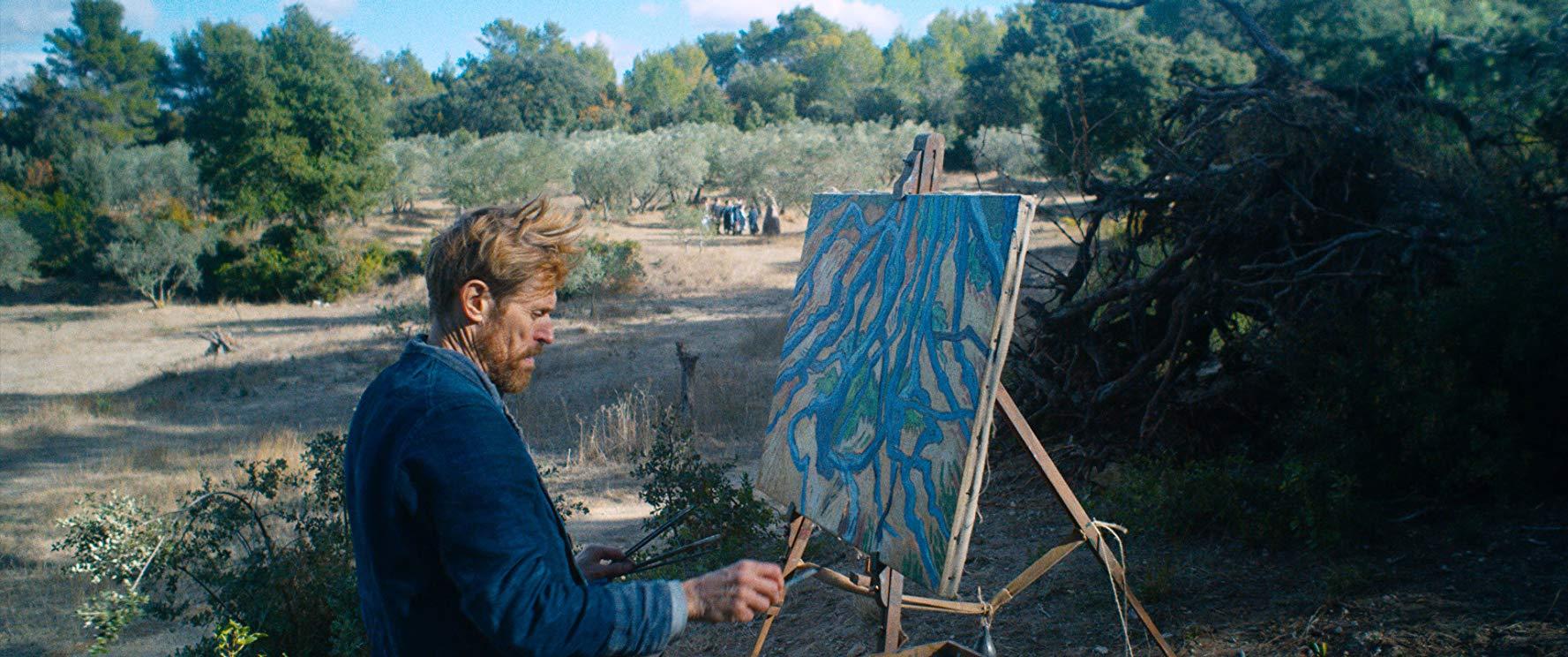Ван Гог. На пороге вечности, кадр № 7