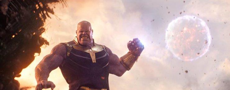 Кадры из фильма «Мстители: Война бесконечности»