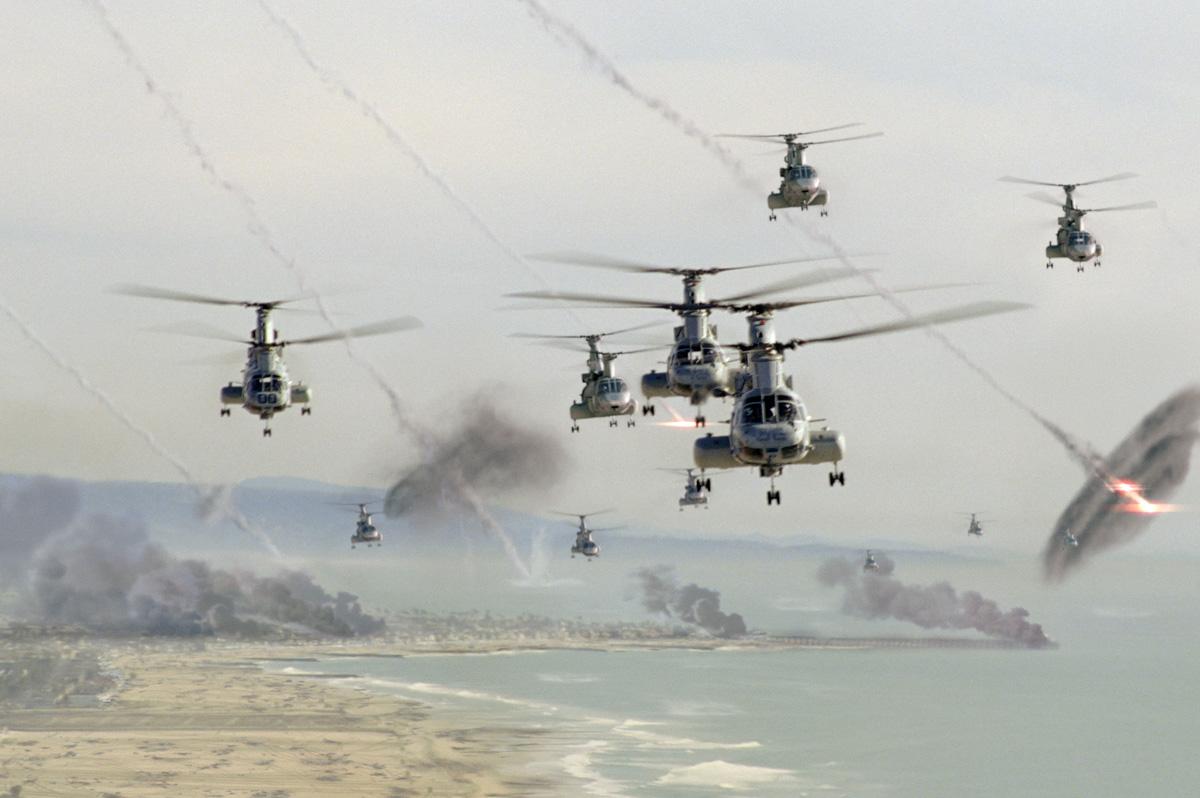 Скоро на экранах!Инопланетное вторжение: Битва за Лос-Анджелес
