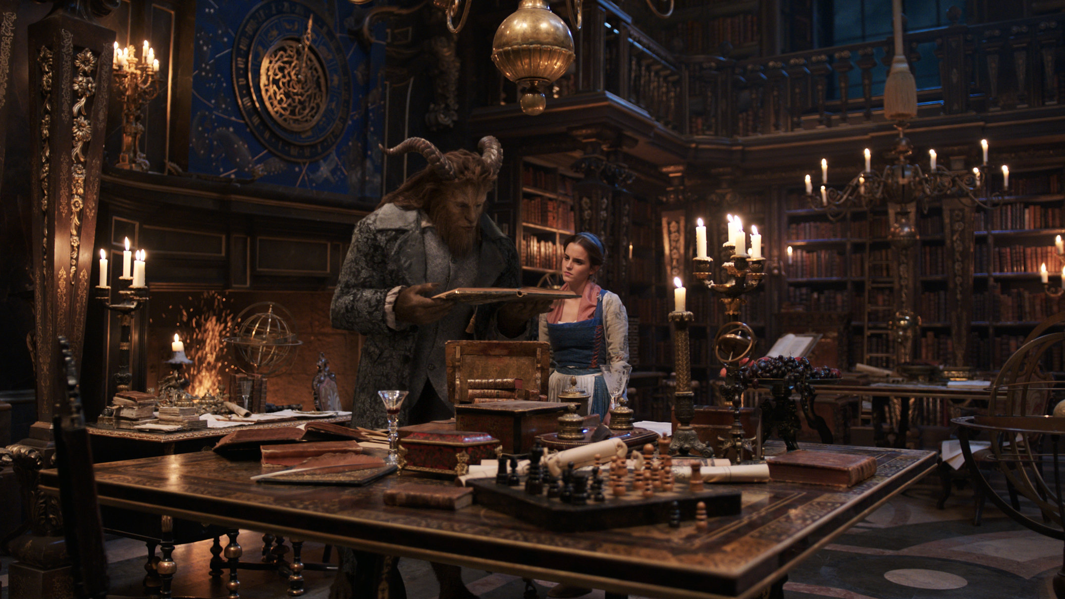 Disneys Beauty and the Beast is a liveaction retelling of the studios animated classic which refashions the classic characters from the tale as old as time for