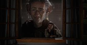 Кадры из фильма «Большой и добрый великан»