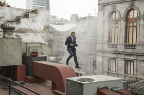 Кадры из фильма «007: Спектр»