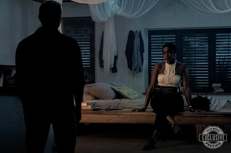 Кадры из фильма «Не время умирать»
