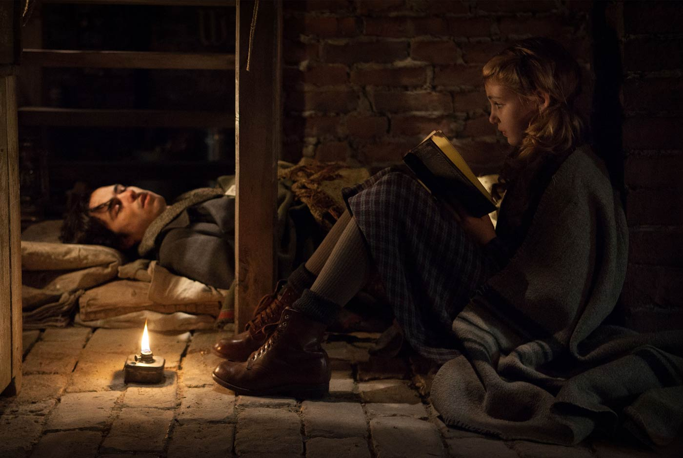 analysis and interest in the book thief