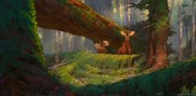 Кадры из фильма «Братец медвежонок»
