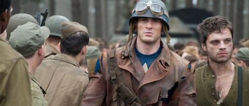 «Первый мститель» (Captain America: The First Avenger)  Режиссер: Джо Джонстон В ролях: Сэмюэль Л. Джексон, Хьюго Уивинг