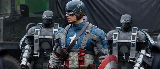«Первый мститель» (Captain America: The First Avenger)  Режиссер: Джо Джонстон В ролях: Сэмюэль Л. Джексон, Хьюго Уивинг