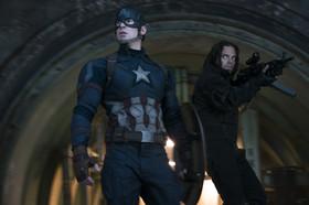 Кадры из фильма «Первый мститель: Противостояние»