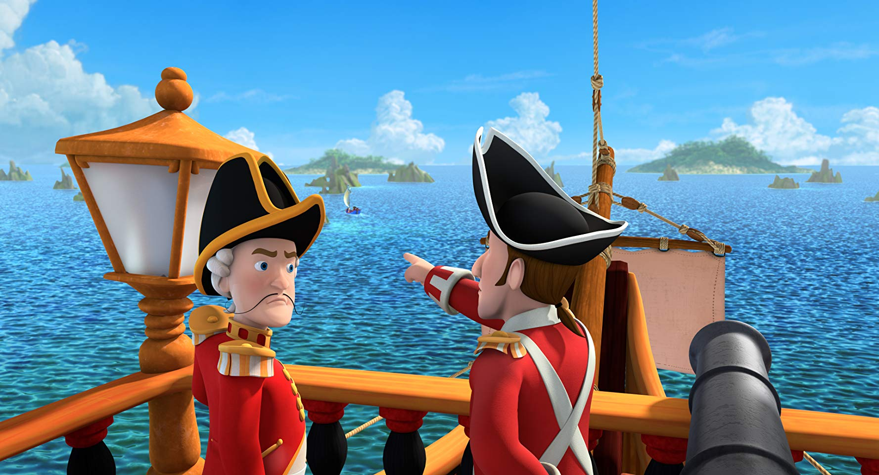 Капитан семи морей, кадр № 1