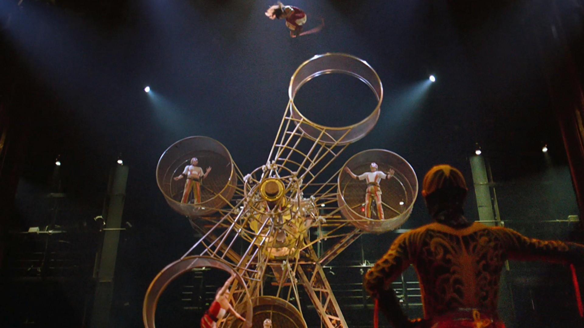 Cirque du soleil сказочный мир 2012  кинопоиск
