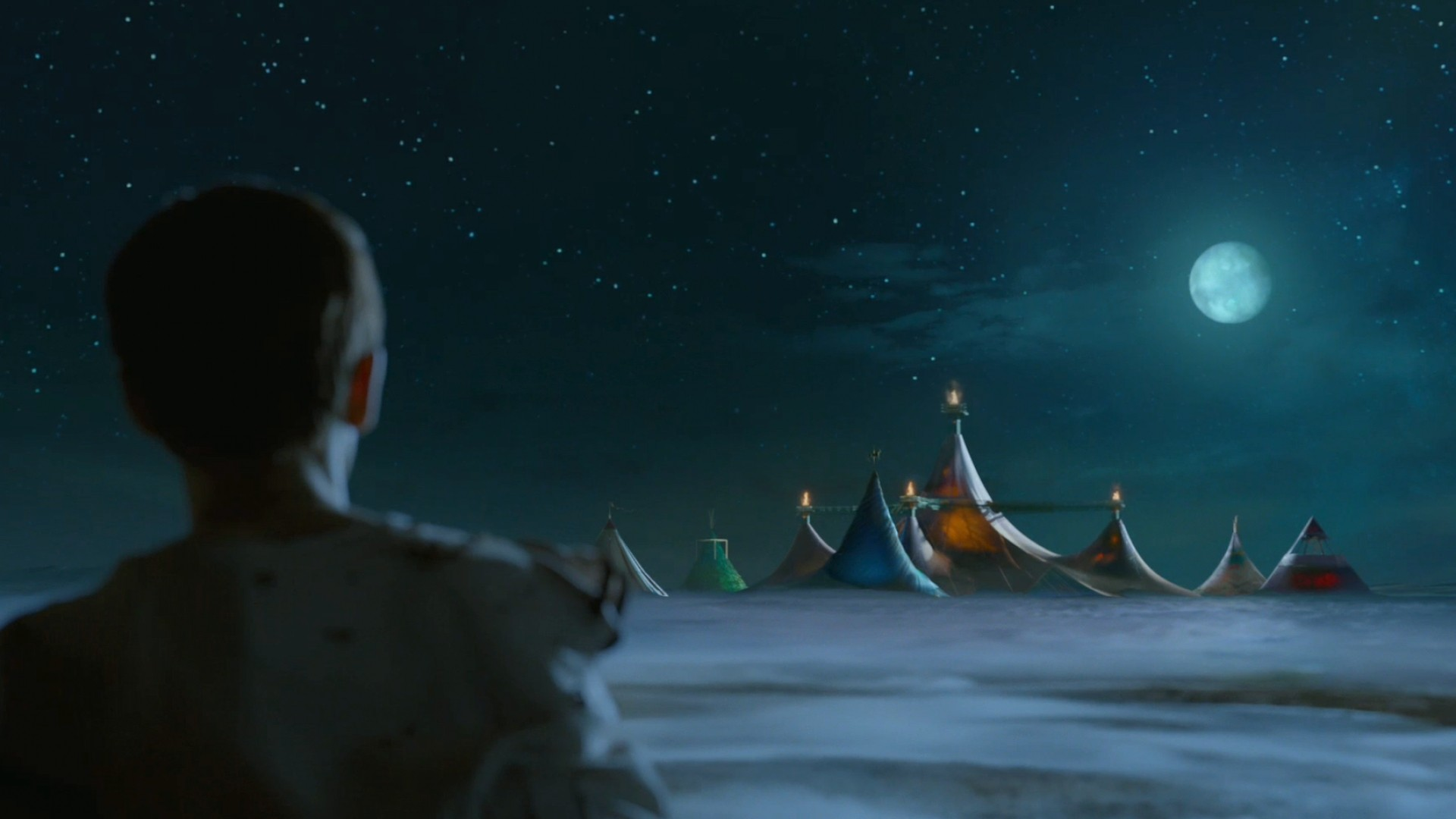 Cirque du Soleil: Сказочный мир, кадр № 18