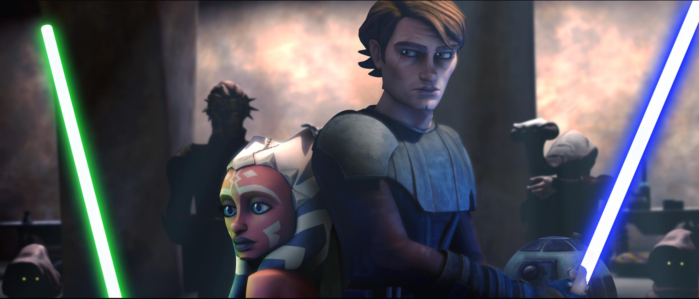 Звёздные войны: Войны клонов, кадр № 1