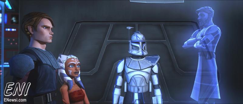 Звёздные войны: Войны клонов, кадр № 11