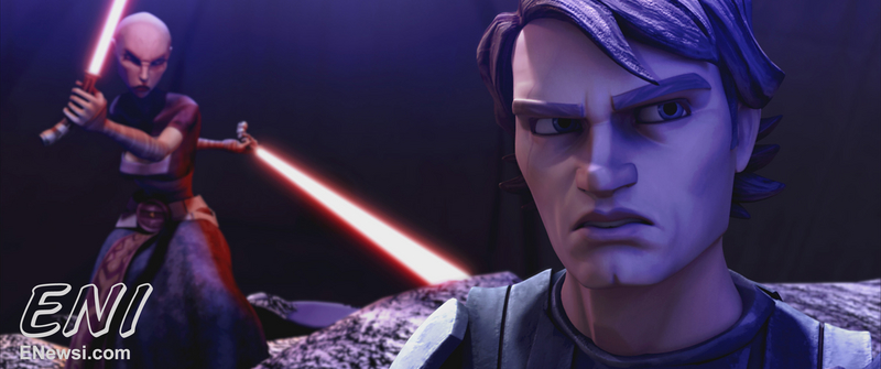 Звёздные войны: Войны клонов, кадр № 16