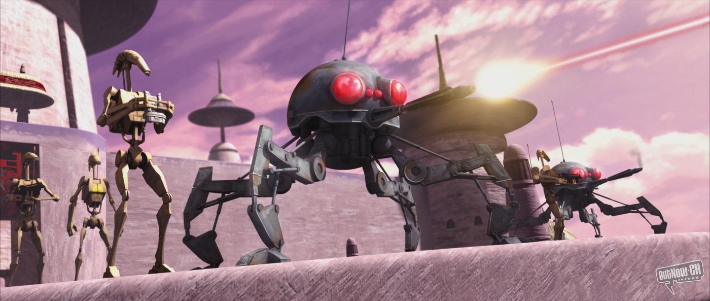 Звёздные войны: Войны клонов, кадр № 18