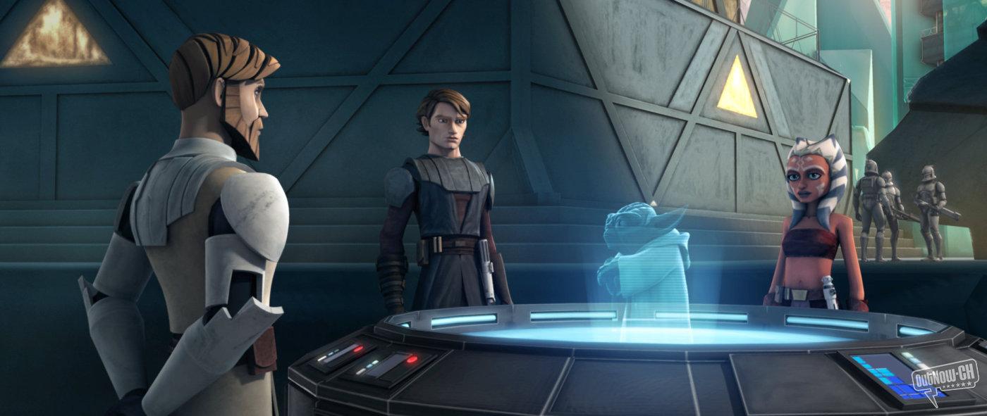 Звёздные войны: Войны клонов, кадр № 20