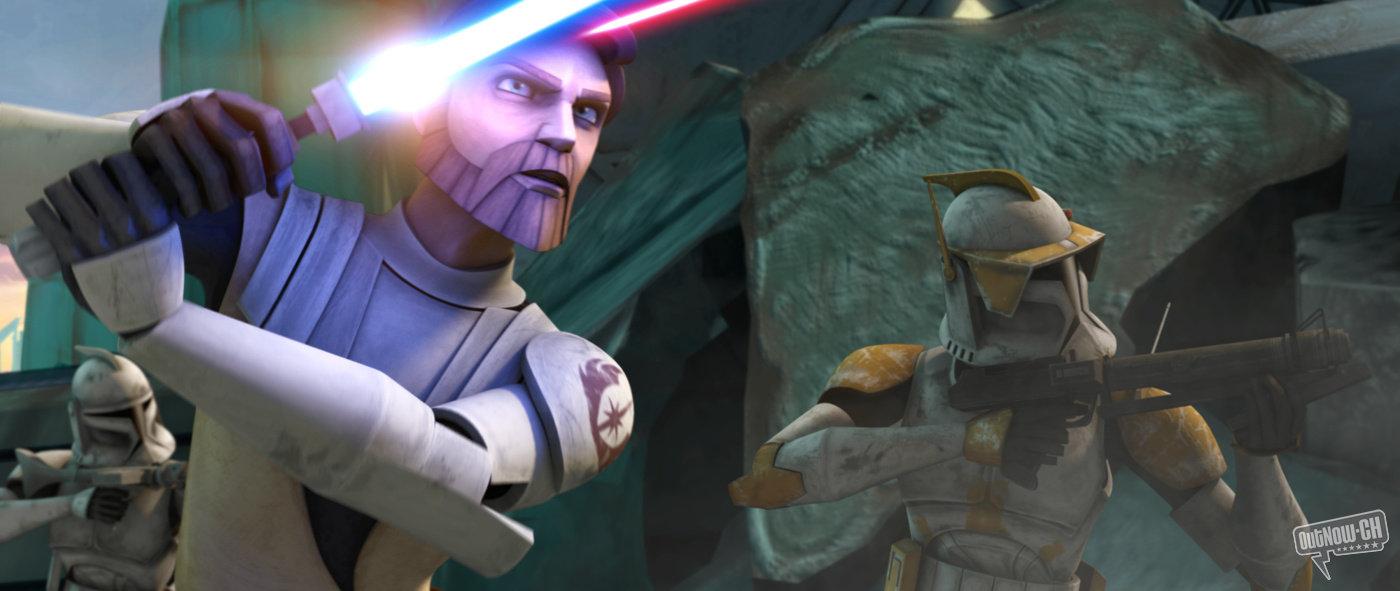 Звёздные войны: Войны клонов, кадр № 22