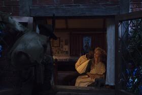Питер Пэн и Алиса в Стране чудес